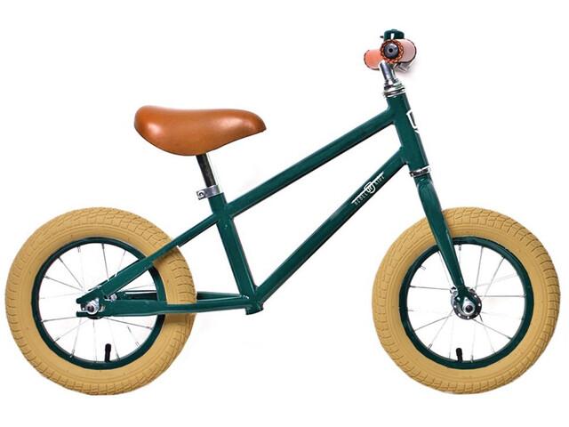 """Rebel Kidz Air Classic Balance Bike 12,5"""" Boys, dark green"""